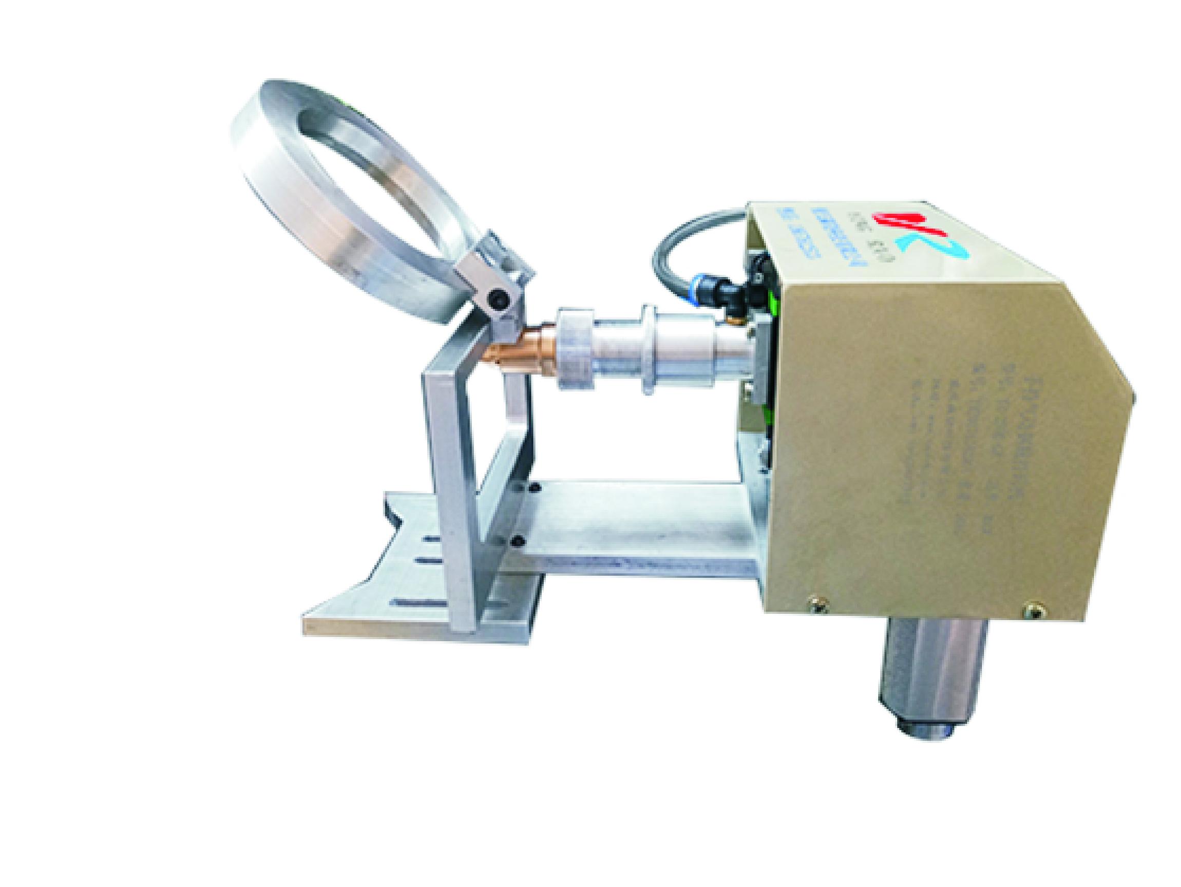 YR-250B-GP钢瓶手持专用气动打标机